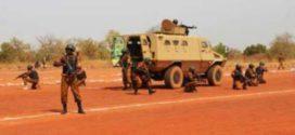 Lutte contre le terrorisme : Les unités du Groupement des Forces Anti-Terroristes (GFAT), mènent une série d'opérations sur la bande frontalière nord du Burkina