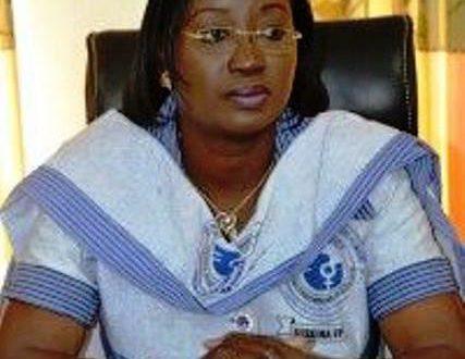 08 Mars 2017:message de la ministre burkinabè de la femme,Laure Zongo/Hien