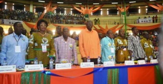 MPP: liste du nouveau bureau politique du parti burkinabè au pouvoir