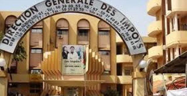 Direction générale des impôts du Burkina:explications sur la rupture du réseau de connexion informatique