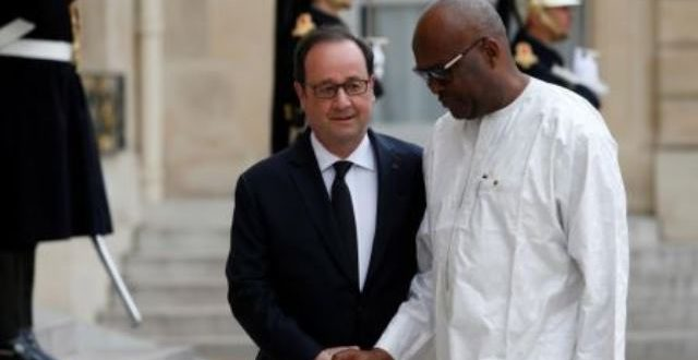 Visite du Président du Faso Roch Kaboré en France les 13 et 14 avril 2017:le communiqué conjoint