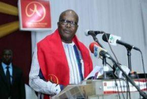 Rentrée 2017 du Barreau du Burkina Faso:ce que le Président du Faso dit aux avocats