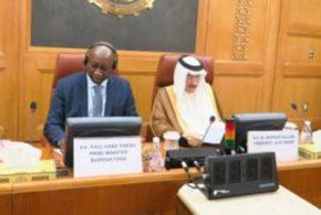 Opérationnalisation du PNDES : La Banque Islamique de Développement tiendra sa promesse de financement de mille milliards de FCFA pour le Burkina