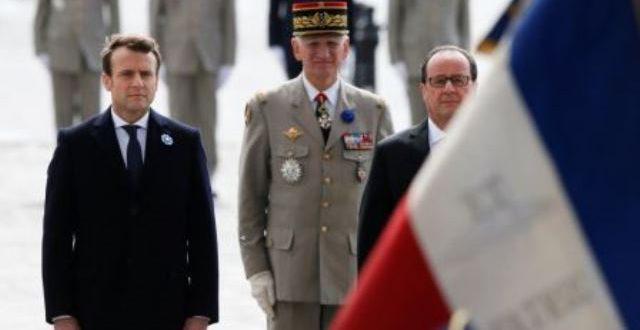 La nouvelle politique de défense du président Macron