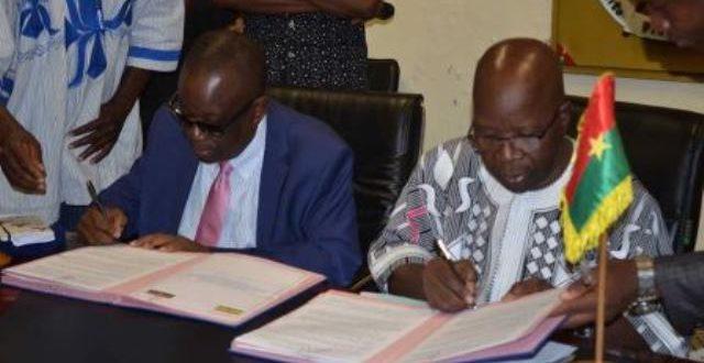 Communiqué conjoint Burkina /Ghana sur la coopération sécuritaire transfrontalière