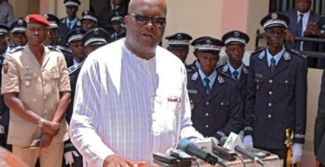 Fin de formation à l'Académie de Police : La promotion « Renaissance » porte ses galons