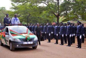 Lutte contre l'insécurité : 1 179 nouveaux policiers pour répondre aux nouveaux défis sécuritaires au Burkina