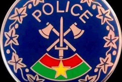 Concours de recrutement de 2500 élèves policiers au Burkina: programme des épreuves sportives du 14 au 20 Août 2017