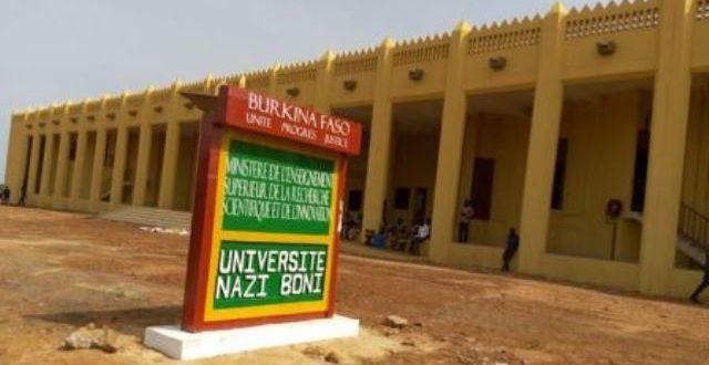 Burkina Faso: 07 universités publiques et 04 centres universitaires polytechniques