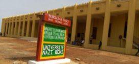 Test d'entrée en 1ère année à l'UFR/ST de l'Université Nazi Boni de Bobo-Dioulasso