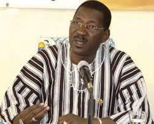 Assemblée nationale du Burkina:Alassane Sakandé élu président le 8 septembre 2017