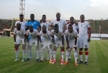Eliminatoires CAN 2019:les Etalons du Burkina ont apprivoisé les Zèbres du Bostwana le 13 Octobre 2018 à Ouagadougou par 3 buts à 0
