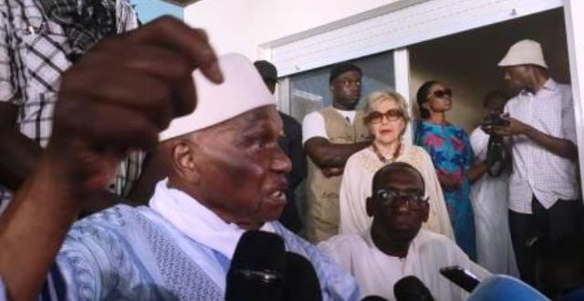 Sénégal: Abdoulaye Wade démissionne de son poste de député