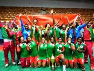 Tournoi zones 2 et 3 de handball : Le Burkina Faso remporte le trophée