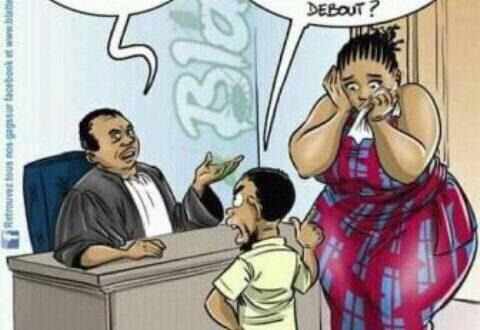 Proverbes africains célèbres: La femme est la ceinture qui tient le pantalon de l'homme !