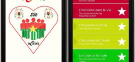 FASO CIVIC, une application mobile 100% GRATUITE pour lutter contre l'incivisme au Burkina Faso