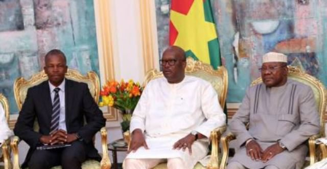 Les enjeux du secteur minier au menu des échanges entre le Président du Faso et les professionnels du secteur