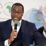 Commentaires du président de la BAD sur l'économie du Burkina Faso.