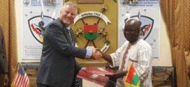 Soutien sécuritaire des USA au Burkina de plus de 2 milliards de FCFA