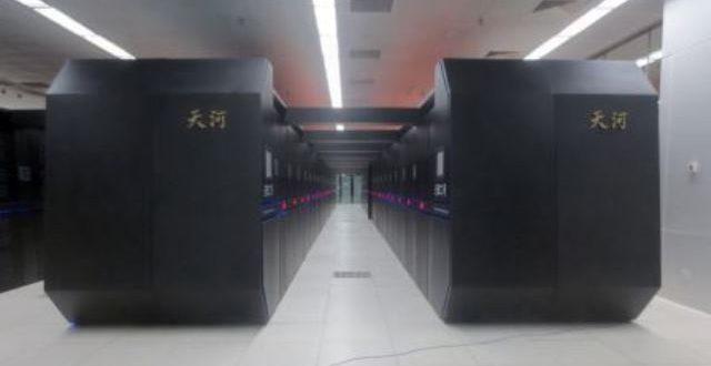 La Chine, leader mondial des super-ordinateurs