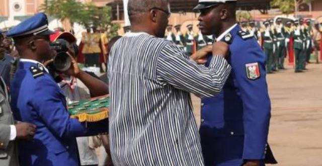 Burkina Faso: la gendarmerie a abattu 6 présumés terroristes le 3 décembre 2018 dans la région Est