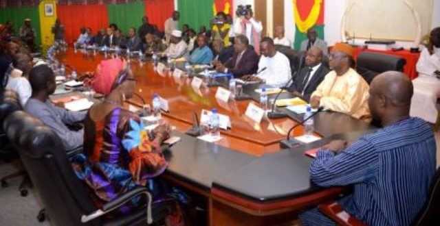 Revue 2017 de l'UEMOA : Le Burkina Faso obtient un taux de 77,8%