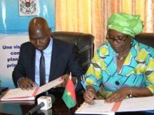 Appui budgétaire de la Banque Mondiale au Burkina