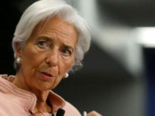 Christine Lagarde sur le Franc CFA: «Ce n'est pas au FMI de statuer»