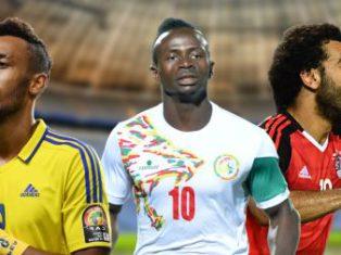 Joueurs africains finalistes 2017 pour ballon d'or