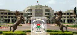 Diplomatie : lettres de créance au Président du Faso de 3 nouveaux ambassadeurs avec résidence à Ouagadougou