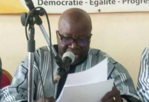 MESSAGE DU NOUVEL AN 2019 DU PRESIDENT PAR INTERIM DU MPP(parti au pouvoir):»Malgré la violence et la barbarie des attaques contre notre peuple, nous avons le devoir de conduire la barque Burkina Faso »