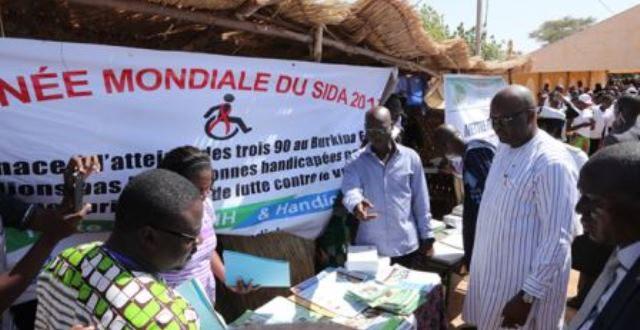 Journée mondiale de lutte contre le VIH/ SIDA : « Le Burkina Faso avance dans la lutte contre la pandémie », déclare le Président du Faso