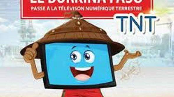 Télévision numérique terrestre (TNT) : Extinction du signal analogique le 1er novembre 2019 au Burkina