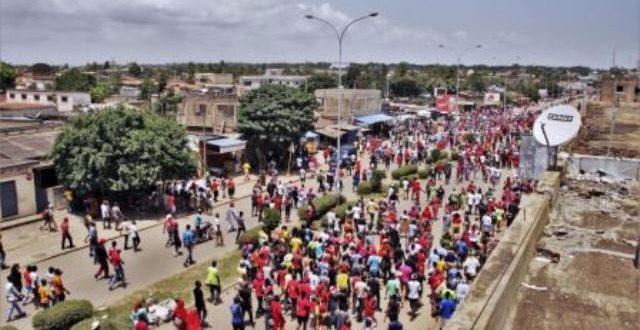 Togo: les leaders de l'opposition au Ghana pour rencontrer Nana Akufo-Addo