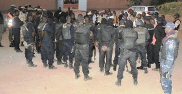 Conseil des ministres du 20 mars 2019: des décrets d'application de la loi portant statut du Cadre de la Police nationale du Burkina à adopter au plus tard le 8 avril 2019