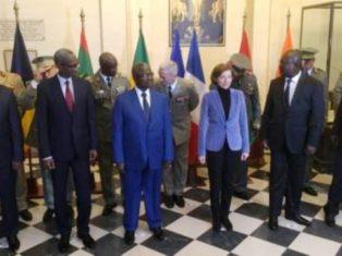 France: mobilisation pour une montée en puissance de la force du G5 Sahel