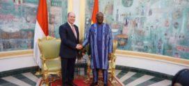 Coopération Burkina/Monaco:communiqué conjoint suite à la visite du Prince Albert II au Burkina en janvier 2018