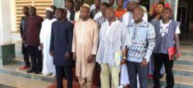 Projet d'une conférence nationale sur les salaires des fonctionnaires du Burkina le 28 février 2018