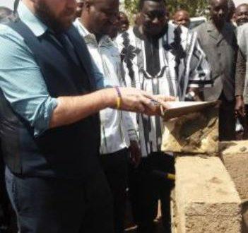 Burkina Faso: Une usine d'égrenage de coton biologique en chantier à Koudougou