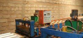 Une unité de production de tôles illégalement installée à Ouagadougou, fermée par le Ministère du Commerce, de l'industrie et de l'artisanat