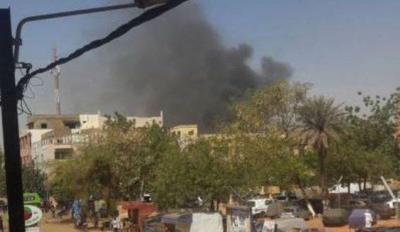 Région Est du Burkina: enquête sur des explosifs largués