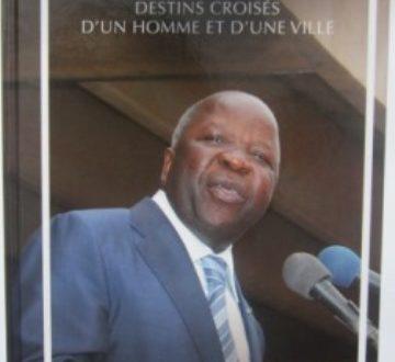 Simon Compaoré: destins croisés d'un homme et d'une ville, Ouagadougou, livre paru en mars 2018