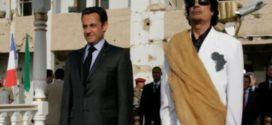 Sarkozy et la Libye: une histoire tumultueuse parsemée de zones d'ombre