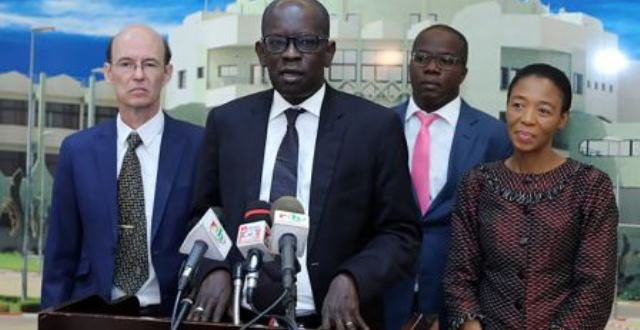 Le PAM s'engage à accompagner le Burkina Faso pour la période de soudure