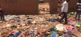 Bousculade au plateau omnisports du quartier Somgandé : six (06) morts et cinq (05) blessés à Ouagadougou le 20 avril 2018