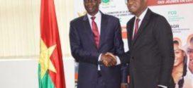 Lancement du Fonds d'amitié et de coopération ivoiro-burkinabé pour l'insertion des Jeunes le 24 mai 2018