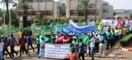 Projet de sit-in par la CS-MEF du 28 mai au 1er juin 2018: une grève illégale selon le gouvernement burkinabè