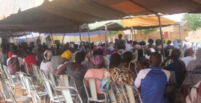 Association Wendkouni pour le Développement de l'Afrique:Top départ d'une campagne gratuite de formation professionnelle de masse au Burkina Faso le 23 Juin 2018