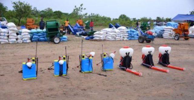 Campagne agricole 2018/2019 au Burkina: 16 milliards de FCFA pour l'assistance aux paysans