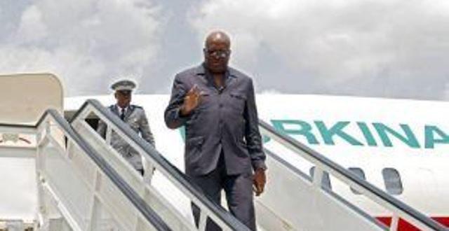 Le Président du Faso à la conférence des chefs d'Etat de l'Union Africaine du 9 au 11 Février 2019 à Addis -Abeba
